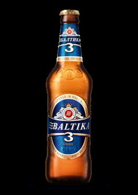 Bière Baltika 3