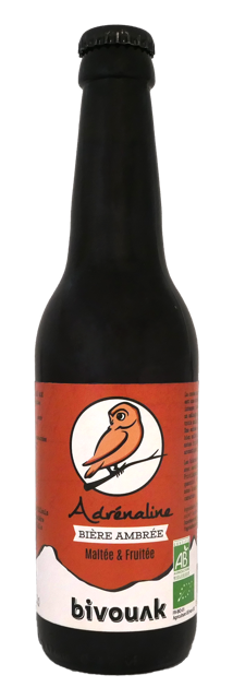 Bière Bivouak Adrénaline