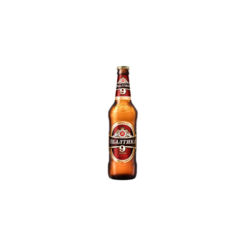 Bière Baltika 9