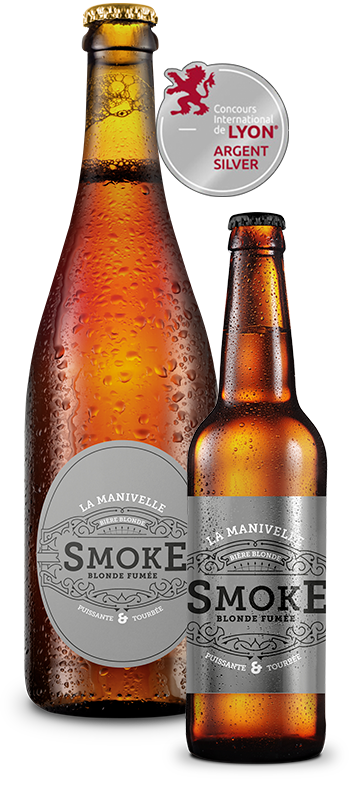 La Manivelle Smoke blonde fumée