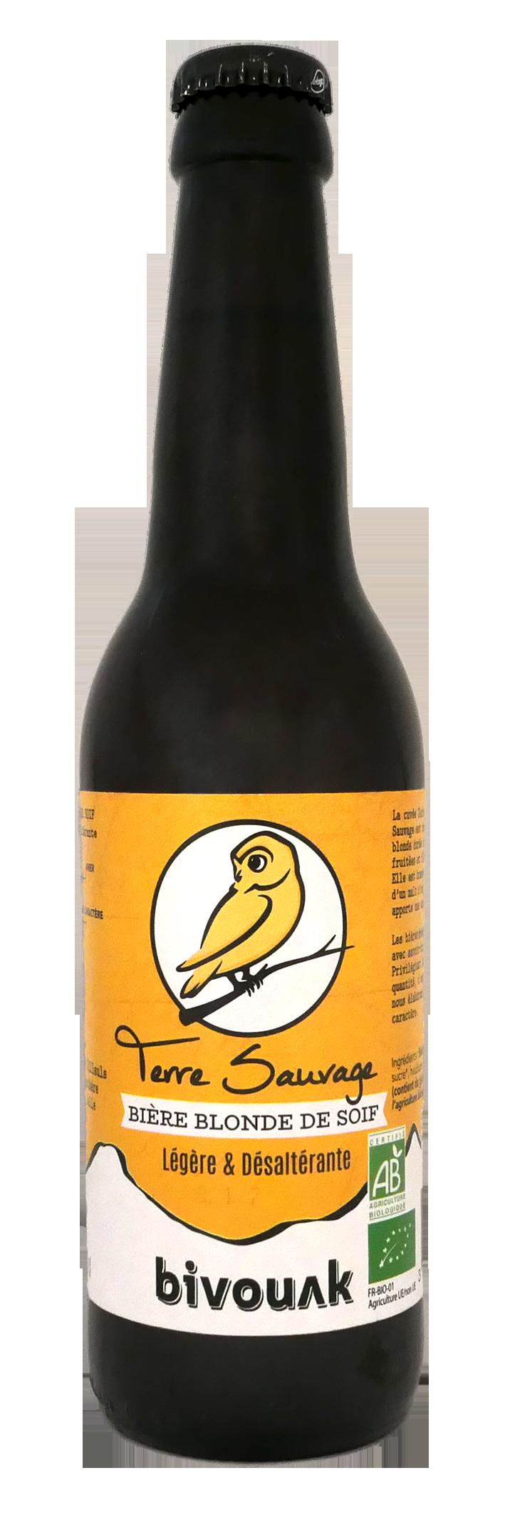 Bivouak- Terre Sauvage - Blonde