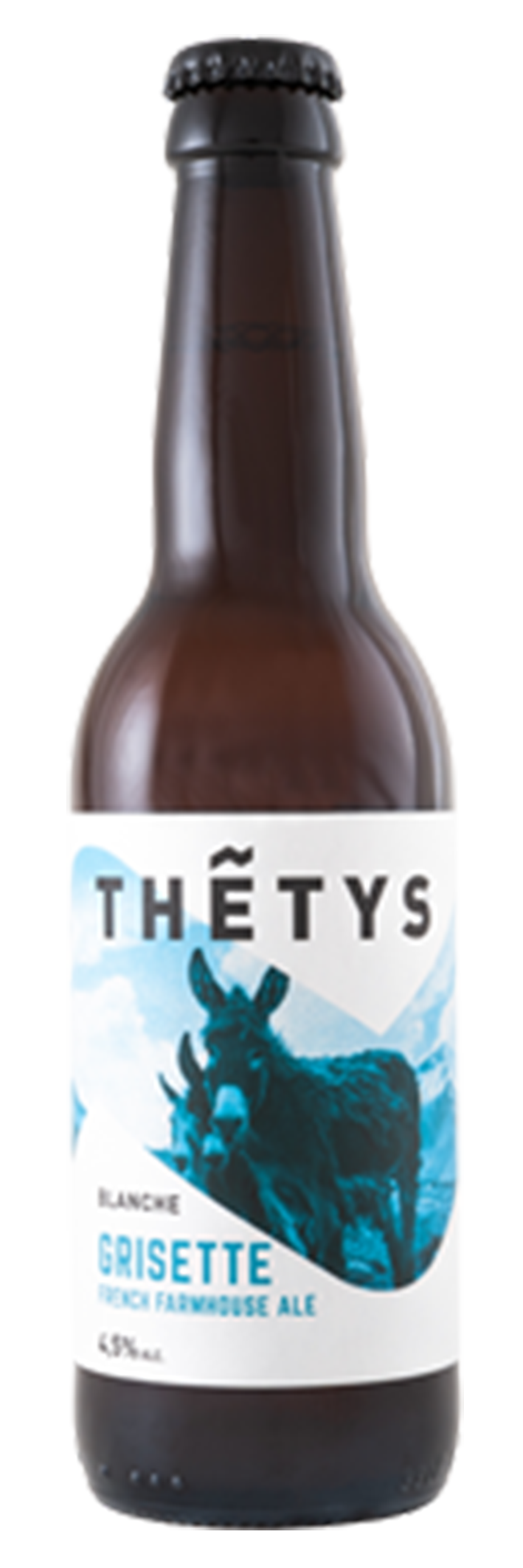 Thetys - Grisette - Blanche