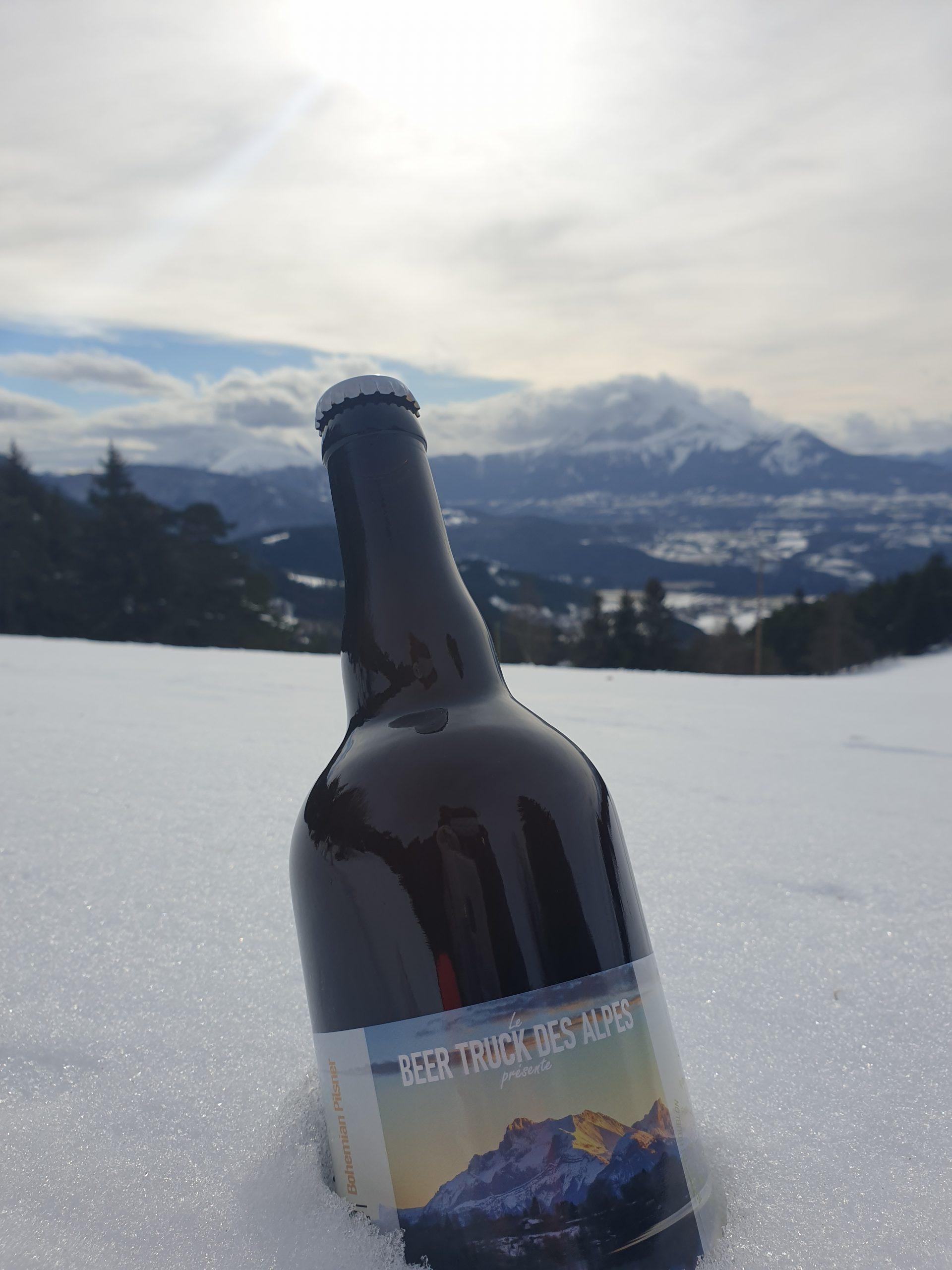 Beer Truck des Alpes - Obiou